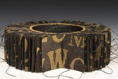 Alphabet Cuff by Erica Spitzer Rasmussen