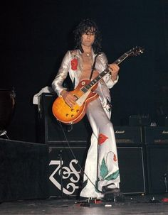 Jimmy Page...groovy outfit