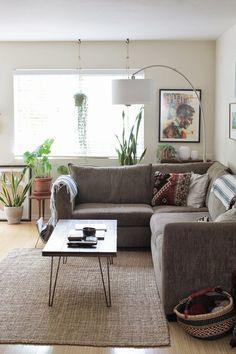 我們看到了。我們是生活@家。: 綠意且明亮的舒服家!位在洛杉磯Kyle & Janelles的公寓,溫馨且帶有生活味!
