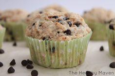 The Healthy Maven: Gluten-Free Chocolate Chip Muffins