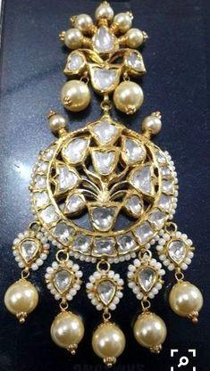 Indian Jadau polki | Traditional | Indian | Bridal | Wedding | Kundan Meena | Jadau | Hallmarked | Gold | Enamel Zevaremporium | Zevar | emporium