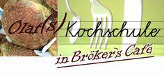 """Im Oktober 2015hat """"Olaf(s) Kochschule in Bröker`s Café"""" in der Wetzlarer Altstadt eröffnet. Neben der Kochschuleist die Lokation tagsüber ein Café, mit selbst gebackenen Kuchen undk…"""