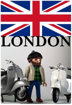 Playmobil Vespa Mod Scooter, Lambretta Scooter, Mundo Play, Lml Star, Classic Vespa, Fred Perry Polo, Guys And Dolls, Ad Art, Cool Bicycles