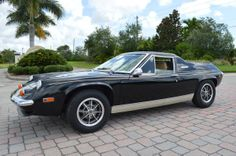 Enclosed Vehicle Transport Here is how we Roll. #LGMSports relocate it with http://LGMSports.com 1974 Lotus Europa JPS.