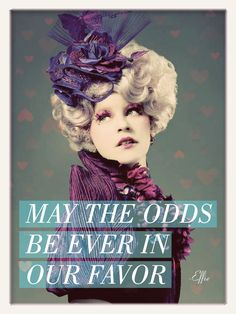 Effie. Hunger Games Valentines.
