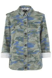 Camo Lightweight Jacket