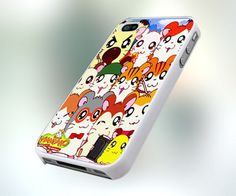 Hamtaro Anime design for iPhone 4 or 4S Case / Cover   mobilefun - Accessories on ArtFire