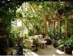 #conservatorygreenhouse #espacioverde
