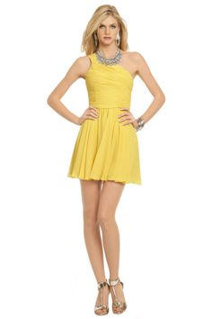 Rent Sunny Days Dress by Halston Heritage for $75 only at Rent the Runway.