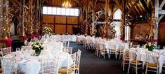 Wilobe Farm Barn | Wedding Venue Cambridgeshire | Pidley Cambridgeshire Hereford Beef, Farm Barn, Barn Wedding Venue, Table Settings, Wedding Ideas, Table Decorations, Weddings, Home Decor, Homemade Home Decor