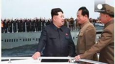 Corea del Norte: primer lanzamiento de prueba de misil balístico submarino
