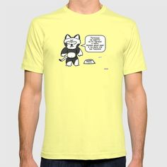 the wise cat - action T-shirt