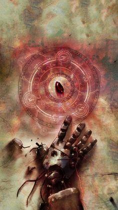 Full metal alchemist Wallpaper