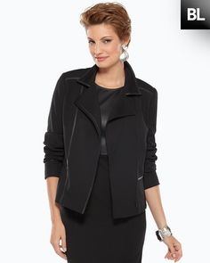 Stylish Ladies Jackets: Women's Dress Jackets, Casual Jackets, Blazers & More - Chico's 189