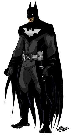 Batman Redesign II by mase0ne.deviantart.com on @deviantART