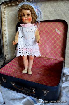 Vintage Doll 1940s