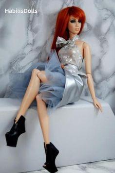Habilisdolls Shoes for Sybarite Tonner Tyler 16 Avantguard Antoinette Dolls | eBay