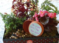 Beyond the Bunny- 12 Christ Centered Easter Tradition Ideas for your Happy Home. I really like this little empty tomb garden. A LOT of ideas on here Easter Crafts, Crafts For Kids, Diy Crafts, Easter Ideas, Easter Decor, Easter Projects, Easter Recipes, Easter Gift, Easter Garden