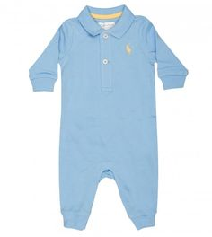 Ralph Lauren Chatham Blue Coverall from www.profilefashion.com