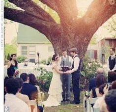 outdoor wedding by graceless.sarah