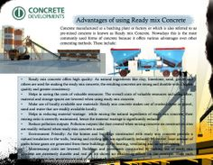 Having supplied readymix concrete from our base in West Midlands for over 60 years we pride ourselves on providing a first class service at a competitive price. Call us today at 0121 356 5575! More details log on http://www.concretedevelopments.com/