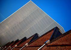 dettaglio #Hangar Bicocca interpretato da #Ludovico Maria Gilberti www.hangarbicocca.org