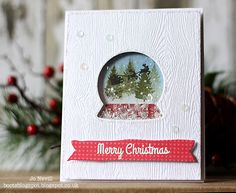 Merry Christmas ! by Rambling Boots - Cards and Paper Crafts at Splitcoaststampers