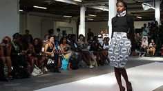 Africa Fashion Week London 2013