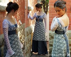 DIY Titanic Lunch Dress