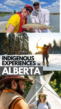 Looking for some Alberta activity ideas? Here are the top indigenous experiences in Alberta!