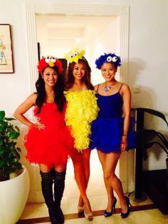 Sesame Street diy costume                                                                                                                                                                                 More