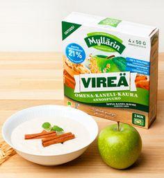 Vatsaa hellivä tuorepuuro Cantaloupe, Apple, Fruit, Food, Apple Fruit, Essen, Meals, Yemek, Apples