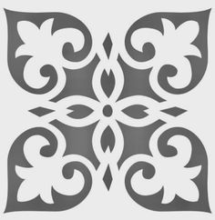 Image result for ceramic tile flower motif art nouveau