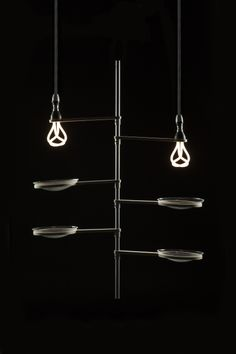 Fixture created by Jonathan Joanes for Plumen 001 light bulb. Plumen and Middlesex University collaboration. #PlumenMDX