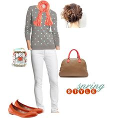 """""""spring style"""" by m3mom on Polyvore"""