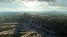 Theed was the capital city of the planet Naboo, a planet in the galaxy's Mid Rim. Originally a farming village, the city was formally founded circa 832 BBY when King Jafan established the city as the planetary capital after uniting the planet's numerous city-states following a long civil war. Located on a sheer cliff over a vast floodplain, the city was home to the Royal House of Naboo's Royal Palace and the Royal House of Learning. The city of Theed began as a farming village…