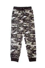 Plus Size Army Love Khaki Jogger Sweatpants