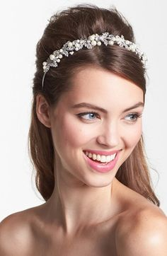 Untamed Petals by Amanda Judge 'London' Headband available at #Nordstrom