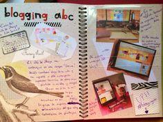 Shannia's Scrap World: Smashbook - Blogging ABC un curso que cambió la vi...