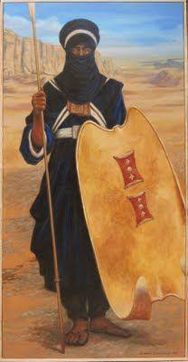 Algerian Tuareg