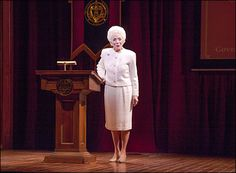 Holland Taylor Stars as Ann Richards in Broadway's Ann 2013