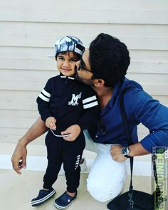 Allu Arjun often shares his family photos on social media and his personal photos with wife Sneha are too cute. Check out best of Allu Arjun images and photos right here Romantic Couple Images, Couples Images, Allu Arjun Hairstyle, Sneha Reddy, Allu Arjun Wallpapers, Dj Movie, Allu Arjun Images, Dj Remix Songs, Father And Baby