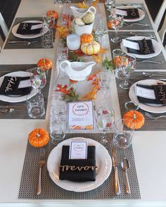 Simple and colorful centerpiece. #oneone2design #lasercut #namecard #menu #thanksgivingmenu #thanksgiving #thanksgivingdecor #thanksgivingdinner #pumpkins #fall #fallleaves #holiday #givethanks #placesetting #placesettings #tabledecor #tabledecorations #centerpiece #wineglass #eventplanner #eventcoordinator #centerpieces #glassybaby #homesweethome #homedecor #gourd  #potterybarn #pier1 #homegoods #tablesetting by oneone2design