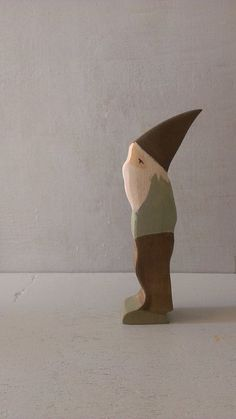 forest papa waldorf wooden doll elsa beskow / by prettydreamer