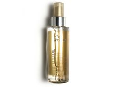 Wella Luxe Oil Keratin Boost Leave-In Conditioning Spray. My favorite.