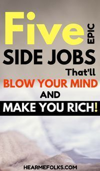 Epic Side Hustle Passive Income Small Business Ideas for Making Extra Money or l. Epic Side Hustle Passive Income Small Business Ideas for Making Extra Money or l. Earn Money From Home, Earn Money Online, Make Money Blogging, Online Jobs, Way To Make Money, Money Fast, Money Tips, Online Careers, Money Today