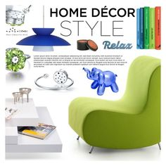 """Home Decor"" by totwoo ❤ liked on Polyvore featuring interior, interiors, interior design, home, home decor, interior decorating, TemaHome, Besa Lighting and Archipelago"
