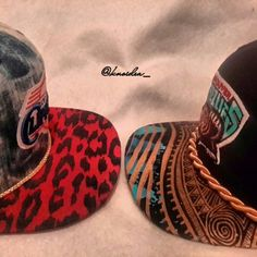 Custom grizzlies & clippers #knoidea #snapbacks #streetwear #urbanfashion