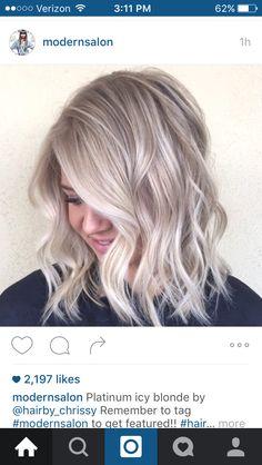 Blonde over blonde