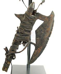 Orc axe head